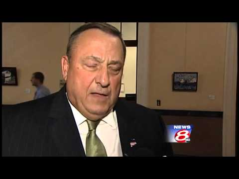 Uncut: Gov. LePage comments spark controversy
