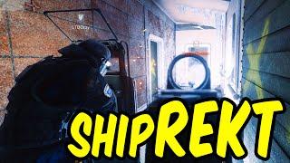 ShipREKT - Rainbow Six Siege Funny Moments & Epic Stuff