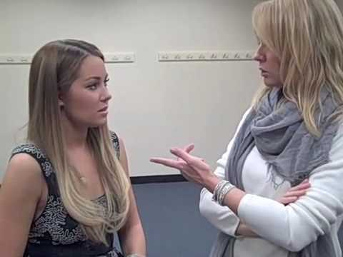 Marta Interviews Lauren Conrad!