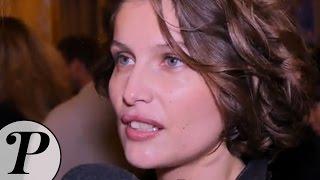 Laetitia Casta, radieuse à la cérémonie des Révélations pour les Césars 2016