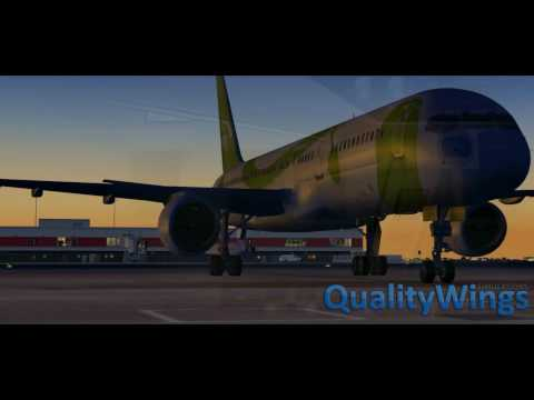 QualityWings Simulations: The Ultimate 757 Collection