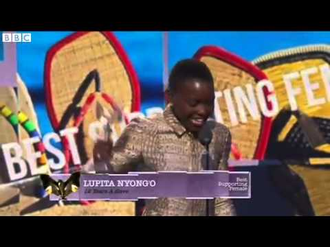 Lupita Ngong'o wins Best Supporting Actress