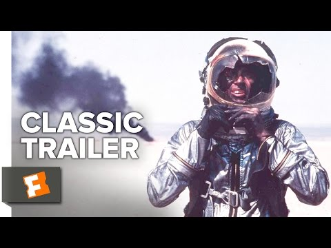 The Right Stuff (1983) Official Trailer - Ed Harris, Dennis Quaid Movie HD