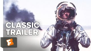 The Right Stuff (1983) - Official Trailer
