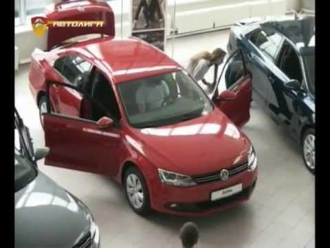 Презентация VW Jetta 6 поколения