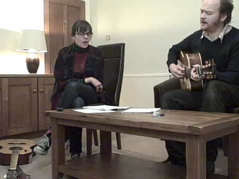 James Yorkston & Jill 'O Sullivan 'Just As Scared' (Fruit Tree Foundation)