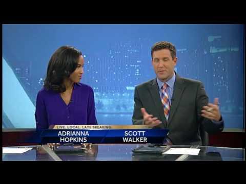 Trump tweets WDSU's Scott Walker, thanks him for RNC speech