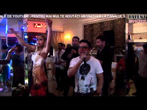 Cristi Nucă - Striga cu mine ( Talent Show ) Live