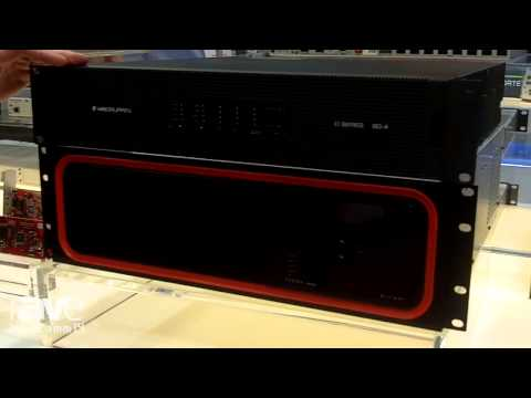 InfoComm 2014: BIAMP Shows Partnership with Lab.gruppen through D Series 80:4