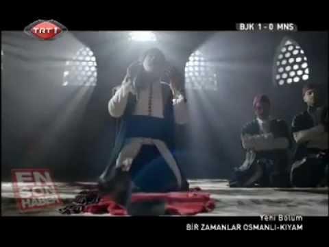 Bir Zamanlar Osmanlı Kıyam Zikir sahnesi -Zikir-Ali Toker-Erkan Gözcan Production