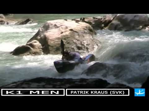2010 ICF World Cup Wildwater Canoeing Lofer
