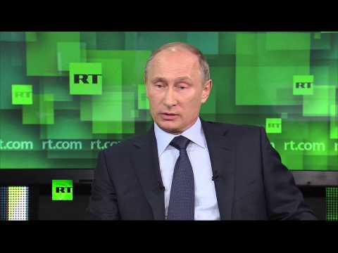 Putin on NSA leak: Govt surveillance shouldn't break law (EXCLUSIVE)