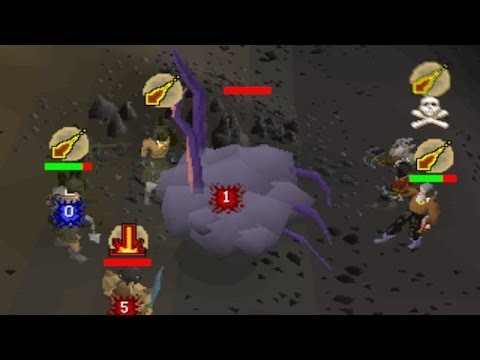 Runescape 2007 – Sparc Mac's Chaos Elemental Pet Hunt/Money Making!