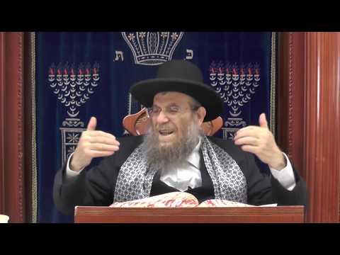 """הרב יצחק ברדא - פרשת האזינו - התשע""""ז 19.9.17"""