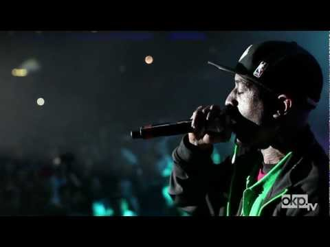 Rakim - Live Okay Player TV  & Interview