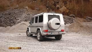 Land Rover Defender, Mercedes G-Klasse & Toyota Landcruiser - Offroader Vergleich