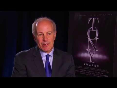 2014 Tony Awards Meet the Nominees: Joseph Benincasa