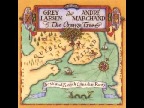 Andre Marchand; Grey Larsen - Reel Á Bouche Acadien (Horses, Geese, and One Old Man).wmv
