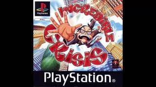 Incredible Crisis (PS1 / Music) - Snowboarding With Wolves