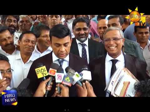 ranjan ramanayake is|eng