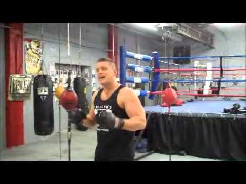 Boxing Workout Lessons | Double End Bag Tips For Beginners. Image 1