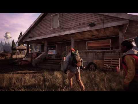 State of Decay 2 — анонсирующий трейлер