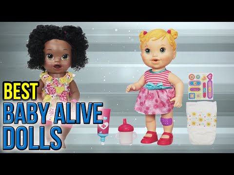 10 Best Baby Alive Dolls 2017