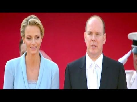 Prince Albert Balcony Speech + Civil Wedding Ceremony - Monaco Royal Wedding 2011 | FashionTV - FTV