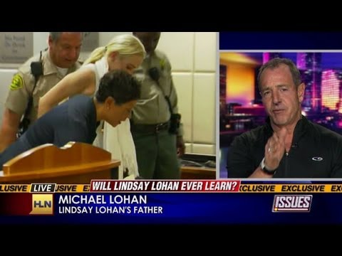 Michael Lohan: Lindsay is on