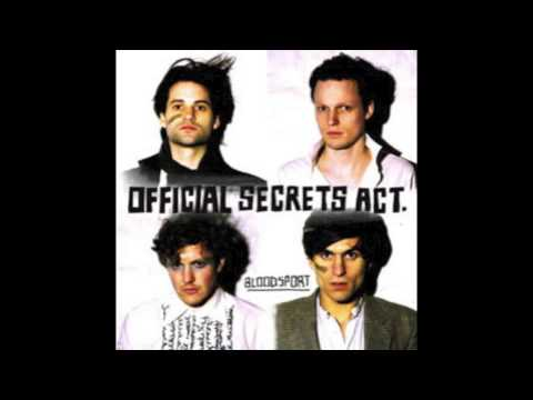 Official Secrets Act-Bloodsport(Liam Howe Extended Mix)