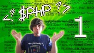 PHP Qué significa y cómo usar la web PHP.net
