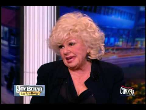 Renee Taylor on the Joy Behar Show