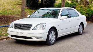2001 Toyota Celsior UCF31 (Canada Import) Japan Auction Purchase Review
