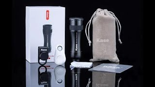 Kase 300mm Telephoto / Zoom / Telescopic Phone Lens Review [Part-1] *King of all Zoom Lenses*