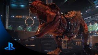PlayStation 4 Dinozorlara Yem Olacak!
