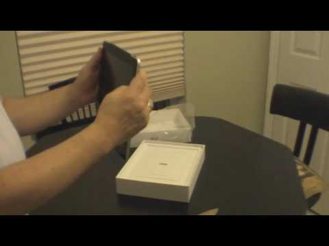 64GB 3G iPad Unboxing Video