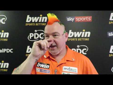 Peter Wright: I don't know which darts to use now!