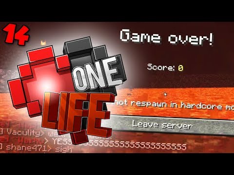 TWO MORE PLAYERS DEAD - Minecraft One Life SMP EP14