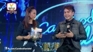 CambodianIdol Talkshow EP1-4