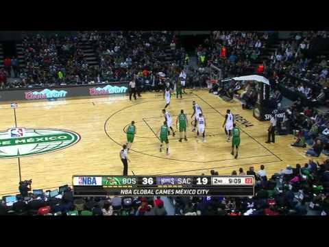 Isaiah Thomas vs Sacramento Kings 03.12.2015 (21Pts)