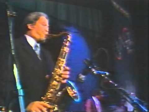 1984 München-1 Frank Foster + John Faddis + Jimmy Smith + Kenny Burrell - Night In Tunesia