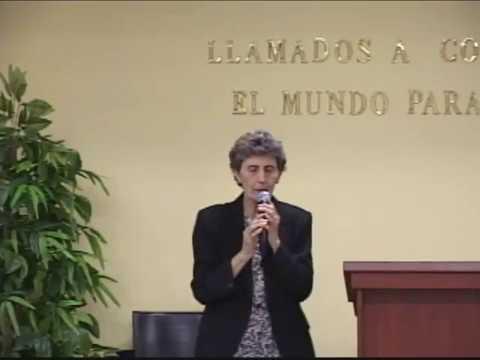 Rompiendo maldiciones | Hna. María Eugenia Vargas