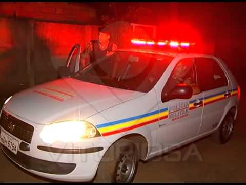 Perseguição termina com a prisão de dois suspeitos no bairro Lagoinha