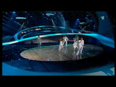 Eurovision 2003 09 Cyprus *Stelios Konstantas* *Feeling Alive* 16:9 HQ