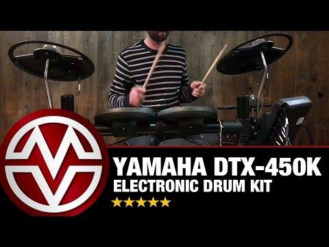 Yamaha DTX-450K - Best Budget Electronic Kit?