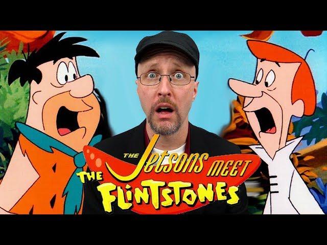 The Jetsons Meet the Flintstones - Nostalgia Critic thumbnail