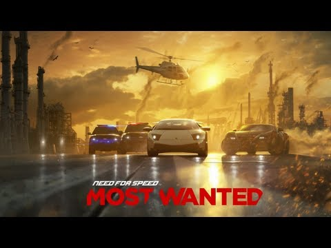 Need for Speed: Most Wanted - Gameplay [HD]