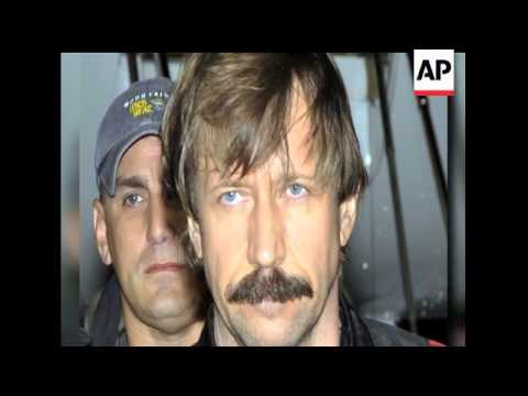 Viktor Bout, a Russian arms dealer, was sentenced Thursday to 25 years in prison, far short of the l