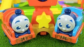 Thomas, James and Coal Trouble - Enjoy Learning Shapes with Thomas and Friends!