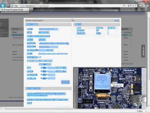 Renesas RDKRX63N Introduction